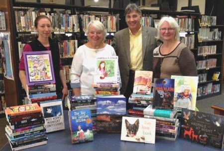 Park County book donation