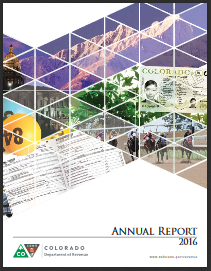 Department of Revenue Annual Report