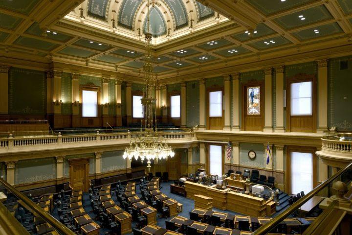 Renovations at the Capitol