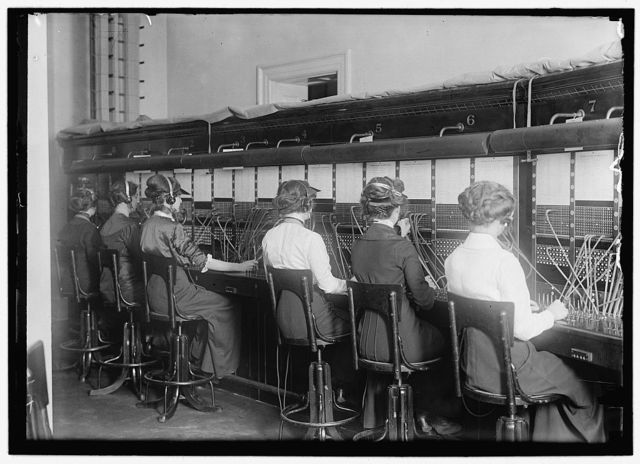 Time Machine Tuesday: Early Development of the Telephone in Colorado