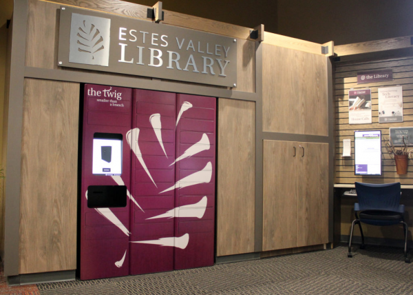 Estes Valley Library: Twig Branch