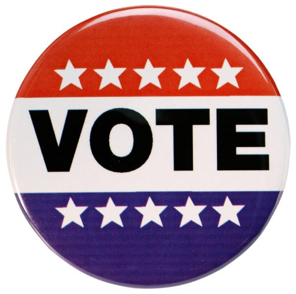 Election Day is Next Tuesday!