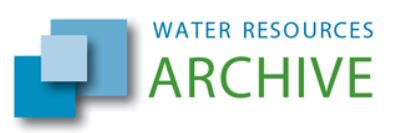 Colorado Water Resources Archive