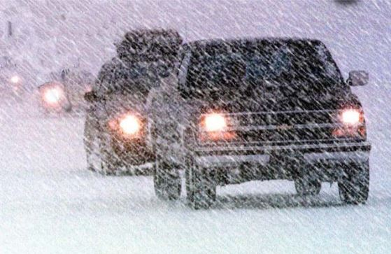Chain/Traction Laws and Winter Driving