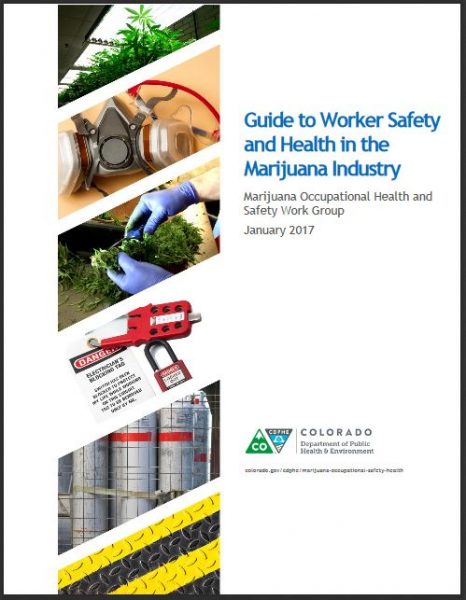 Worker Safety and Health in the Marijuana Industry