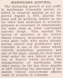 Time Machine Tuesday: History of Colorado Cannabis Laws